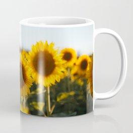 Sunflower's Season (II) Coffee Mug