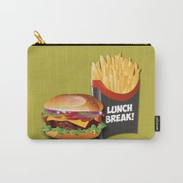 Lunch Break! Carry-All Pouch