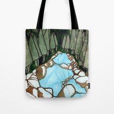Landscapes / Nr. 7 Tote Bag