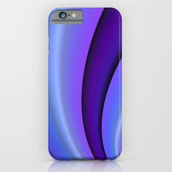 Purple Twist iPhone & iPod Case