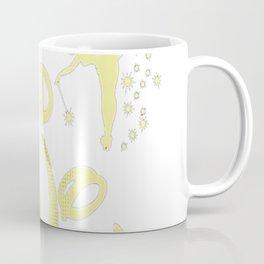 Powered By Fairydust And Wine Coffee Mug