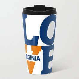 Love Virginia Travel Mug