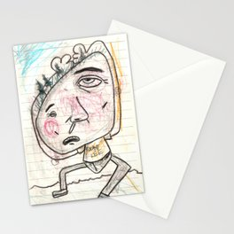 Itchy Head Stationery Cards