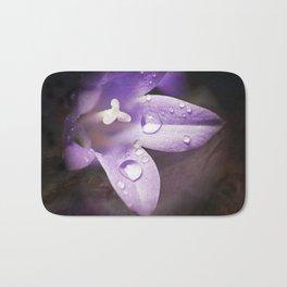 Little Bellflower---Campanula Bath Mat