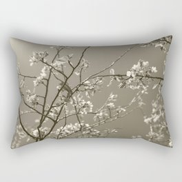 Spring blossoms #02 Rectangular Pillow