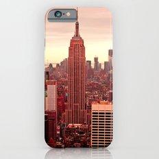 Empire Runs Red Slim Case iPhone 6s
