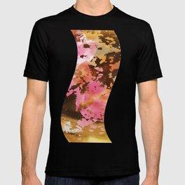 Pink & Golden T-shirt