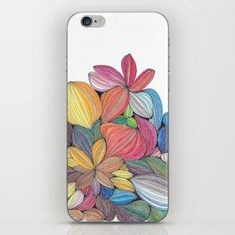 Blooming Flowers (Primo Flower) iPhone Skin