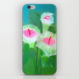 Tiger Lillies iPhone Skin