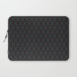 Abstract geometric surface  / The L pattern 1 Laptop Sleeve