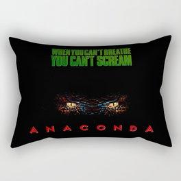 Anaconda. Rectangular Pillow
