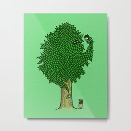 What the Bark is THAT!? Metal Print