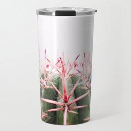 cactus red Travel Mug