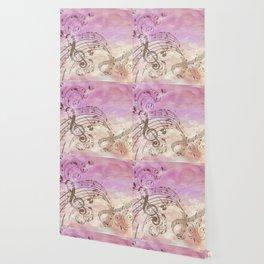 Music Notes Flutter 2 Wallpaper