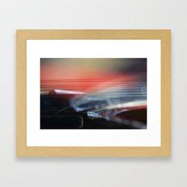 Glissante 0383 Framed Art Print