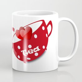 Valentine's You Are My Best Tea Coffee Mug