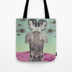 new anatomy 01 -  Tote Bag