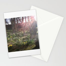 Love Nature Stationery Cards