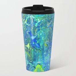 amoeba's sounds - proximity Travel Mug