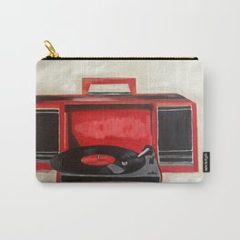 La Musique Carry-All Pouch