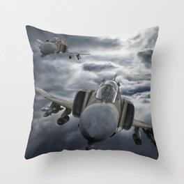 The Phantom menace Throw Pillow