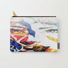 No Ordinary Audrey  Carry-All Pouch