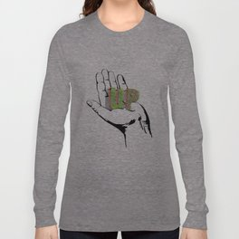 HOLD UP Long Sleeve T-shirt