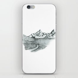 Mountain Sounds iPhone Skin
