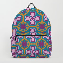 Lotus tile Backpack