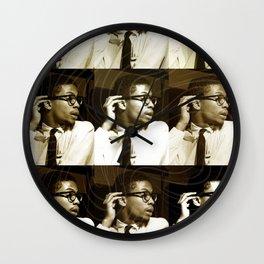 Jazz Heroes Series - Herbie Hancock Wall Clock