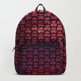Red Troopers Backpack