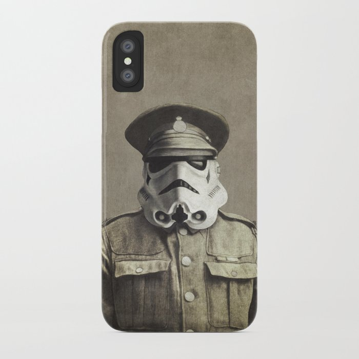 Sgt. Stormley  iPhone Case