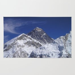 Mount Everest Rug