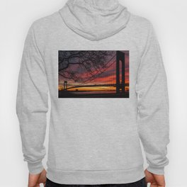Sunrise at the Bridge Hoody