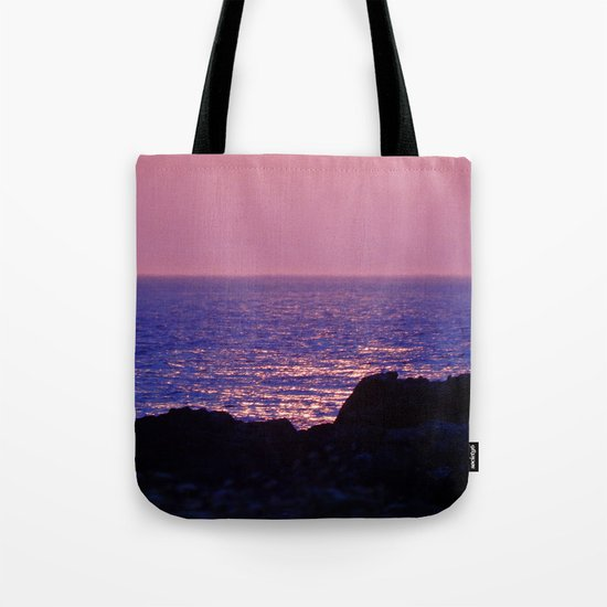 Pink at Dawn Tote Bag
