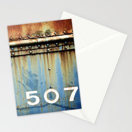 507 Stationery Cards