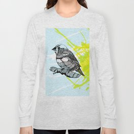 Sparrow me Long Sleeve T-shirt