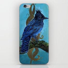 Stellar's Jay - Cletus Sings the Blues iPhone Skin