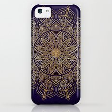 Gold Mandala iPhone 5c Slim Case