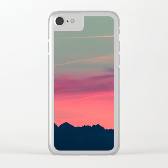 Make it Happen Clear iPhone Case