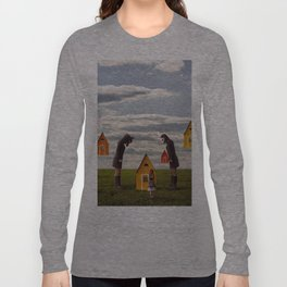 The Question Long Sleeve T-shirt
