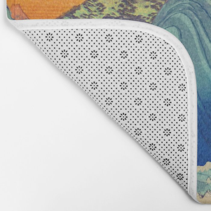 From the Eastern Borders with Love Bath Mat