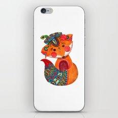 The Prince of Fox iPhone & iPod Skin