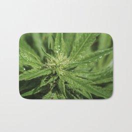 Cannabis 2 Bath Mat