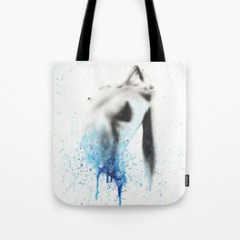 Within Seconds Tote Bag