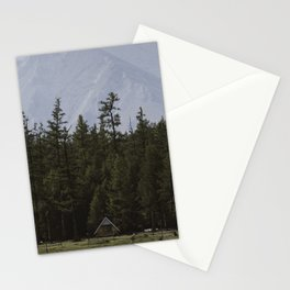 Mongolian Cabin Vibes Stationery Cards