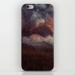 Apocalyptic Cowboy iPhone Skin