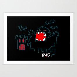 DRAQ Art Print