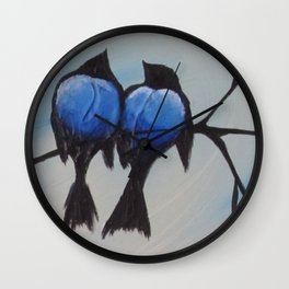 ALWAYS TOGETHER FOREVER Wall Clock