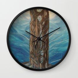 Maelstrom Tower Wall Clock